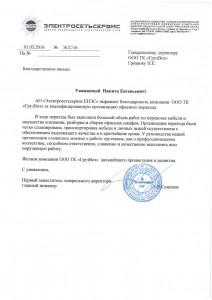 "АО ""Электросетьсервис ЕНЭС"""