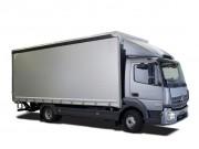 Mercedes-Benz Atego 5 тонн с гидробортом