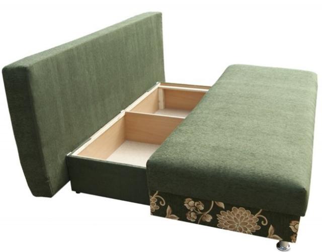 Как сделать диван-книжку
