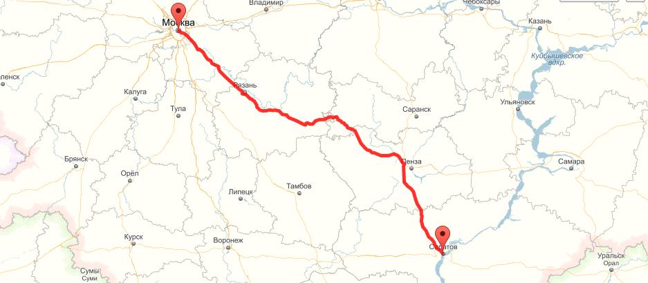 щенячий сколько километров от саратова до арзамаса опыт путешественников Отзывы