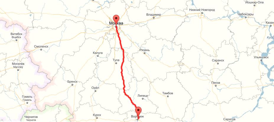 брянск орел расстояние навигация карте, отзывы